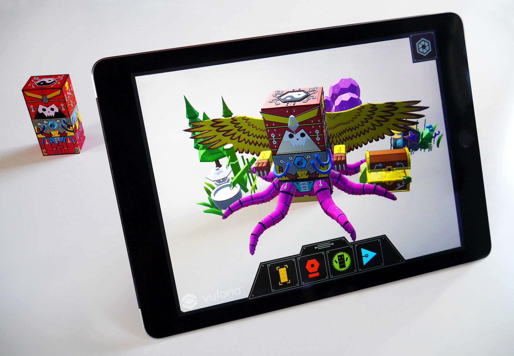 Breaking into AR with Vuforia: A Unity creator shares