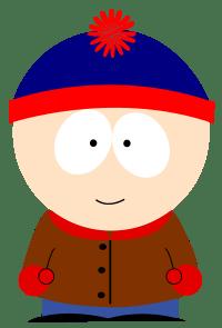 South Park Stan South Park Kenny De South Park Pegatinas Bonitas