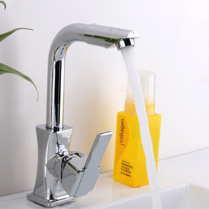 Rotate 360 Degrees High-quality Kitchen Sink Faucets Bathroom Basin ...