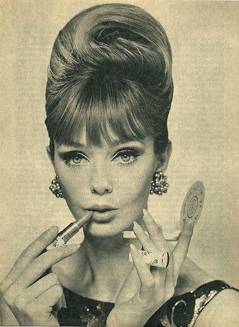 Va Va Voom Vintage Fashion 1960s Vintage Hairstyles 1960s Hair