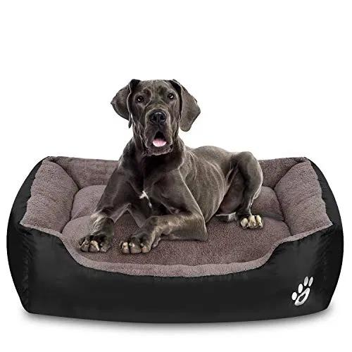 Utotol Warming Dog Beds For Medium Dogs Xxl Large For Large Dog Best Petsep Com Washable Pet Bed Medium Dogs Dog Bed Sizes