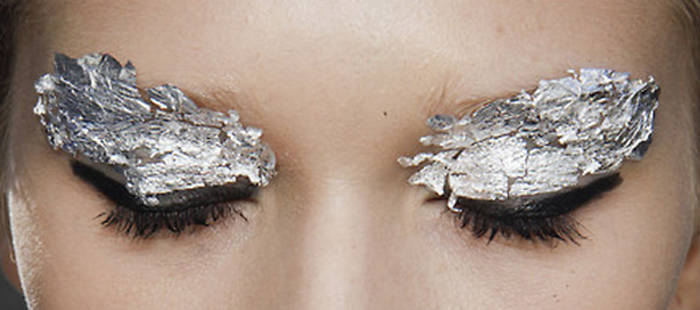 Image result for foil make up