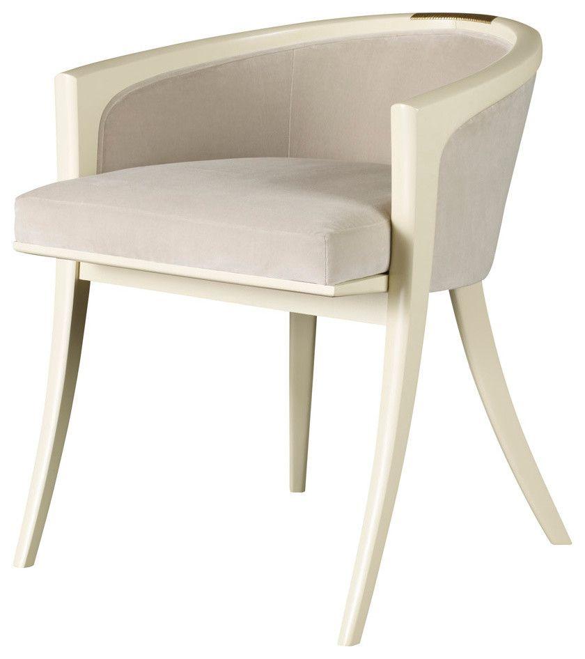 Diana Vanity Chair - Baker Furniture - modern - chairs ...