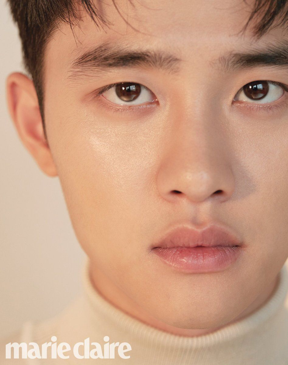 EXO's D O  Talks About His New Drama And How His Acting
