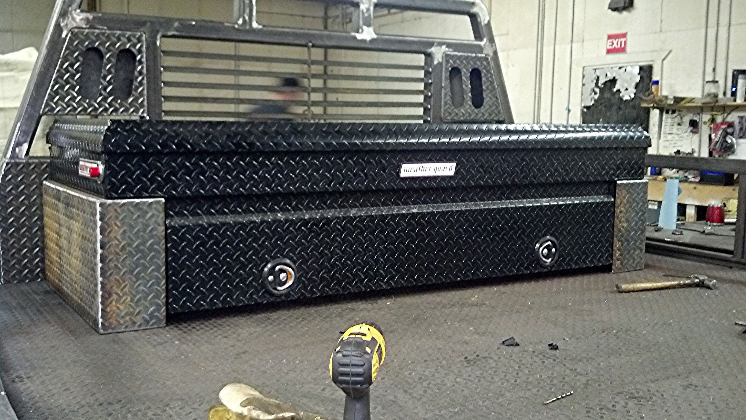 Flatbed Custom truck beds, Flat bed, Custom flatbed