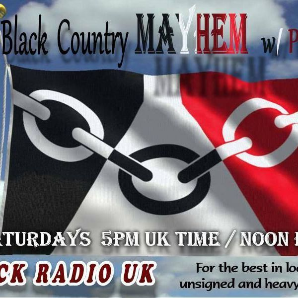 """Check out """"Black Country Mayhem 23-01-16 pt2"""" by ROCK RADIO UK on Mixcloud"""