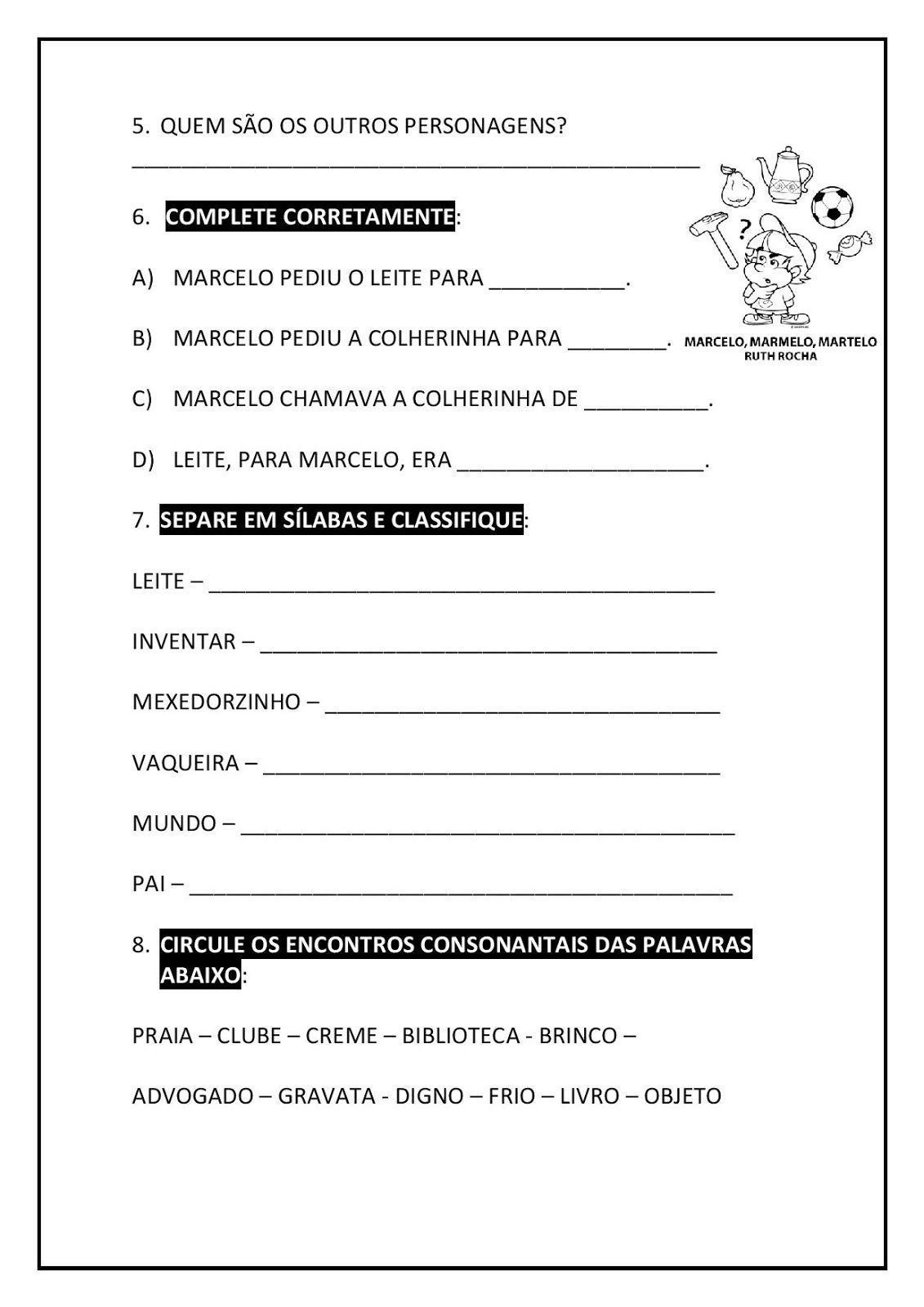 Marcelo Marmelo Martelo Page 002 Jpg 1131 1600 Atividades