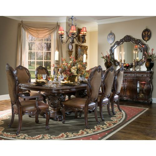 wentworth estates 11-piece dining set | formal dining room