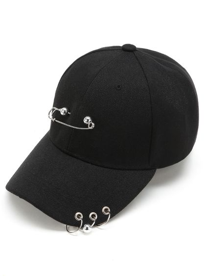 37155ebc7a9 Pin   Ring Design Baseball Cap Gorras