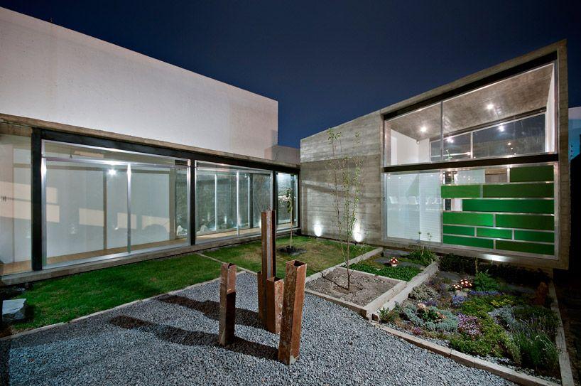 volta arquitectos: casa dauz
