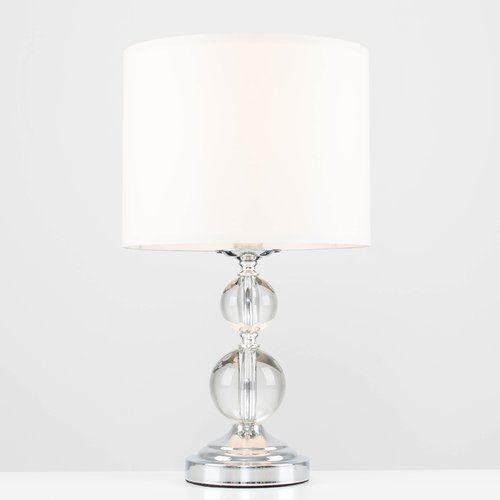 Fairmont Park Feist Touch 44cm Table Lamp Table Lamp Touch Table Lamps Tripod Table Lamp