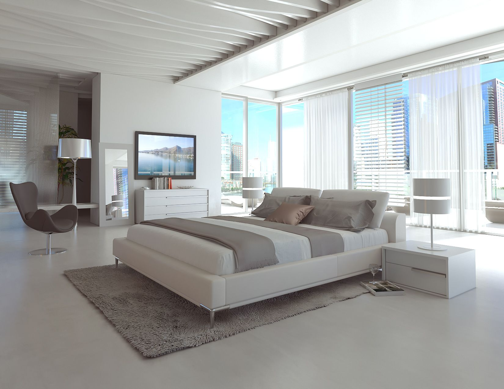 Best The Transitional Collection Bedroom By Modani Furniture 400 x 300