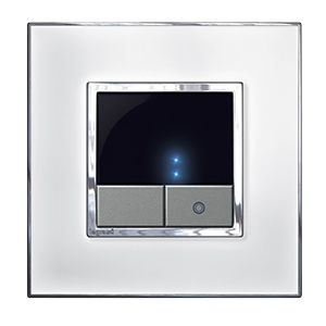 Arteor Micropush Switch Mirror White Legrand Products