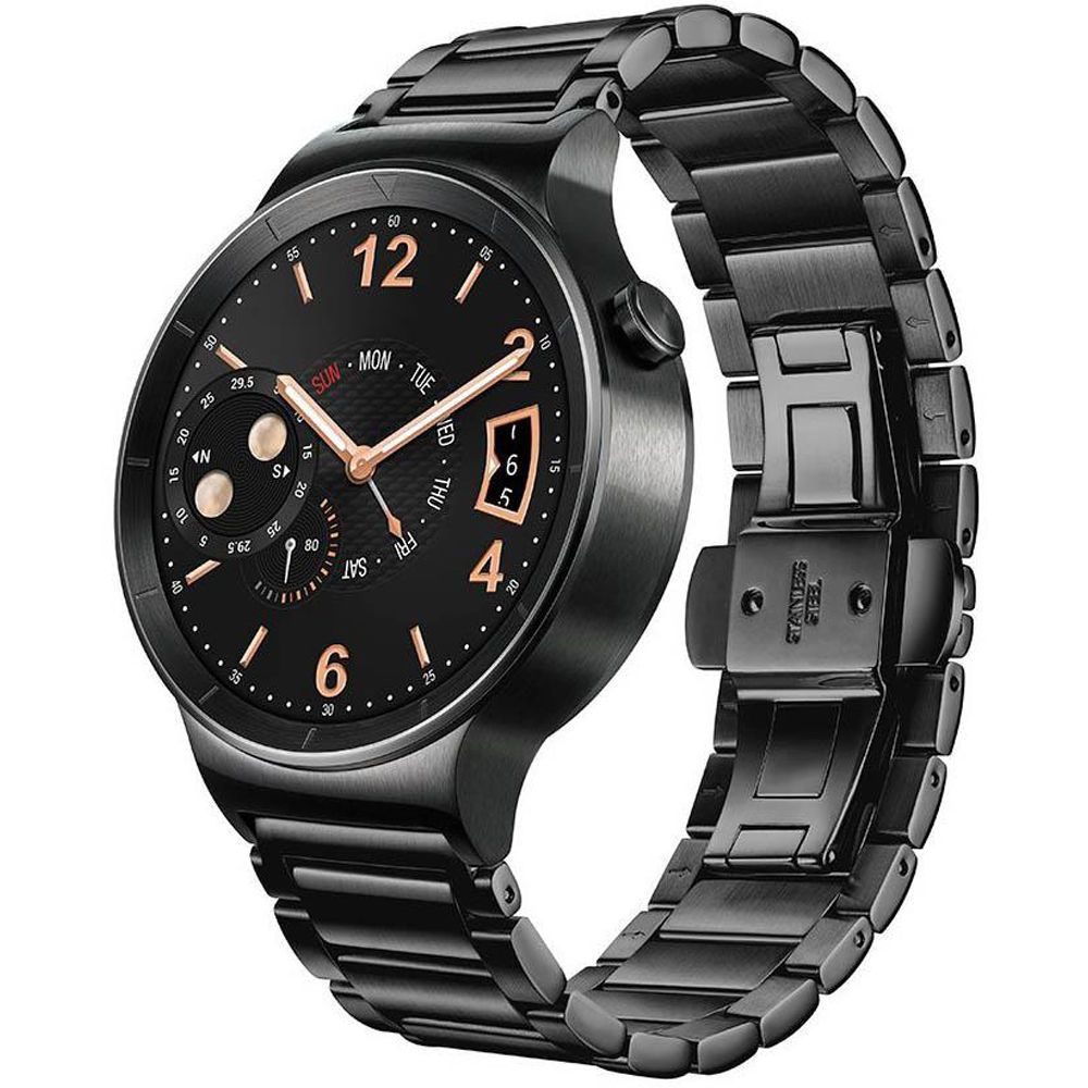 New New Huawei Classic Link-Strap Smart Watch for Men On Sale On Sale