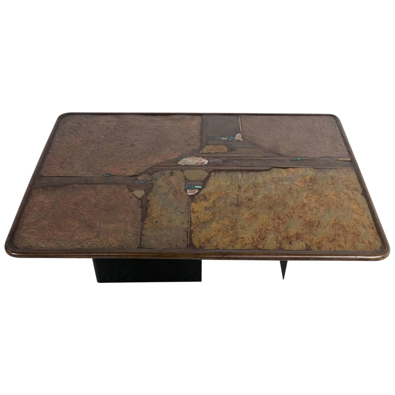 Paul Kingma Slate Coffee Table | Coffee Tables | Pinterest | Slate, Tables  And Coffee