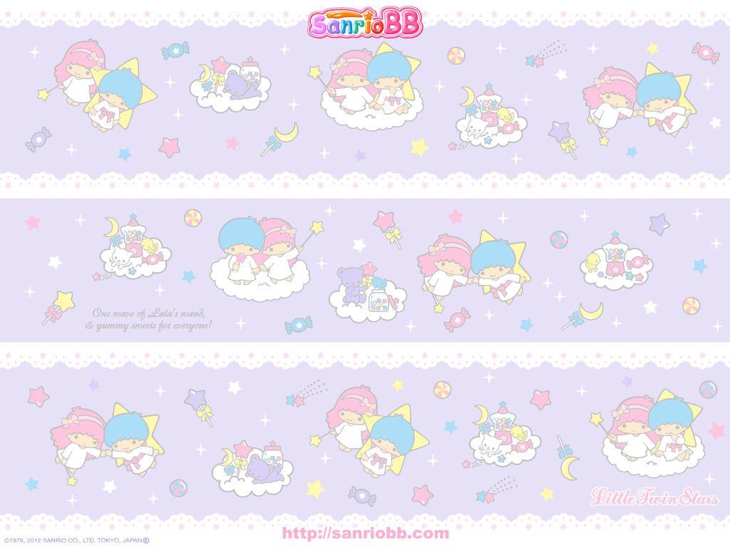 【2012】【Sanrio BB】★Little Twin Stars★ | Little Twin Stars ... Little Twin Stars Wallpaper 2013