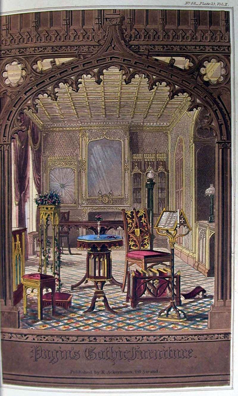 home design in the 19th century essay