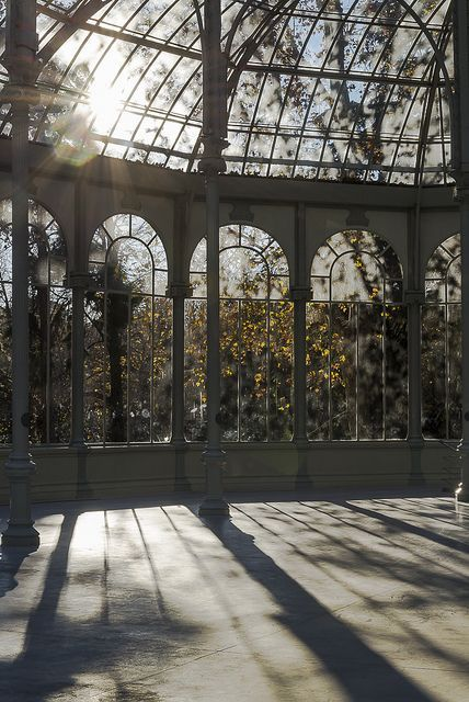 Palacio de Cristal - Retiro