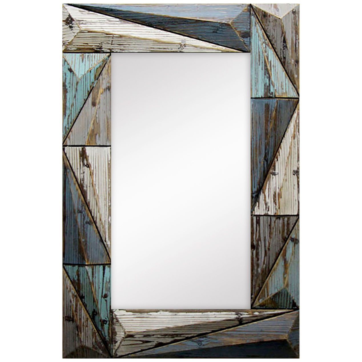 26x39 Gallery Mirror At Home