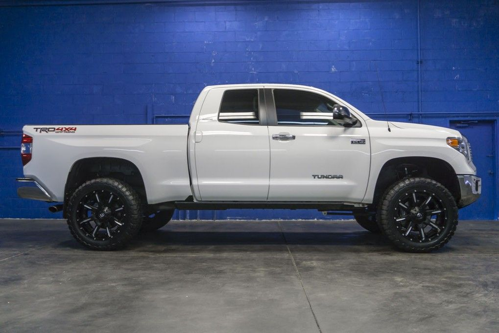 custom lifted 2015 toyota tundra limited 4x4 fully loaded truck for sale at northwest motorsport. Black Bedroom Furniture Sets. Home Design Ideas