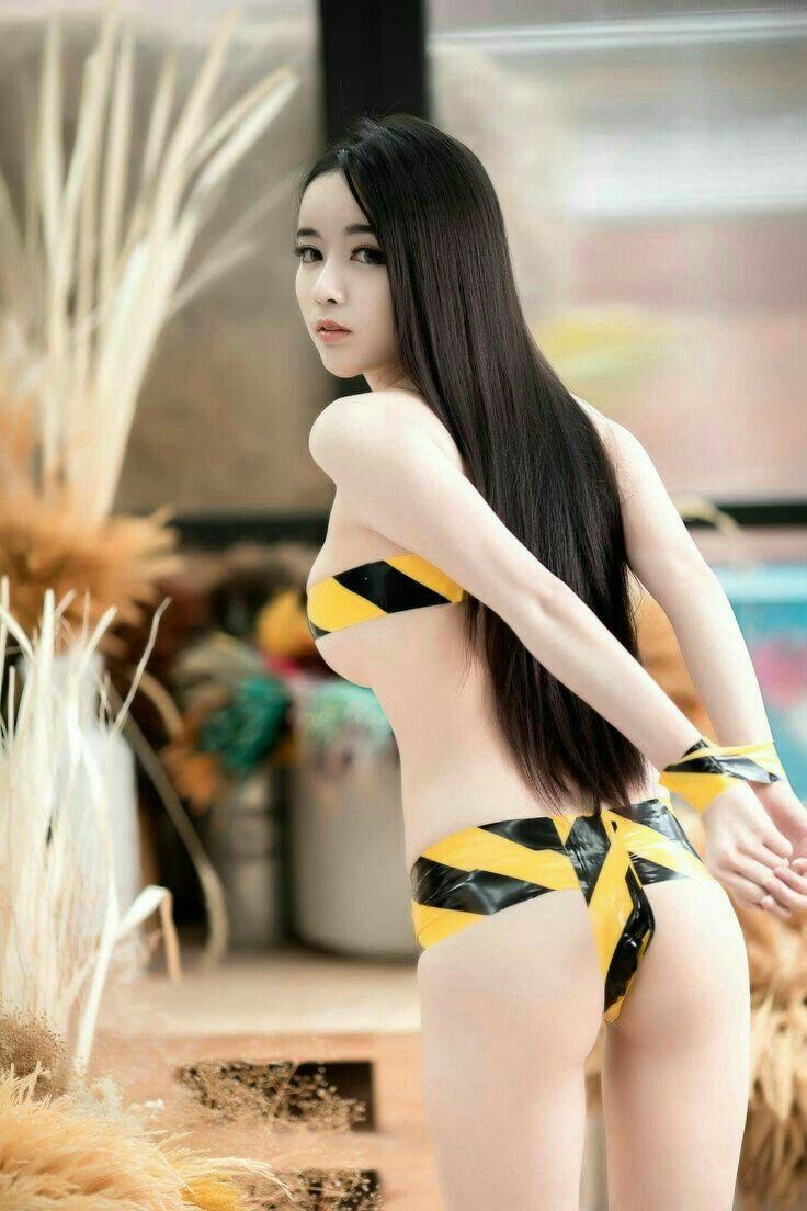 Sexy asian body