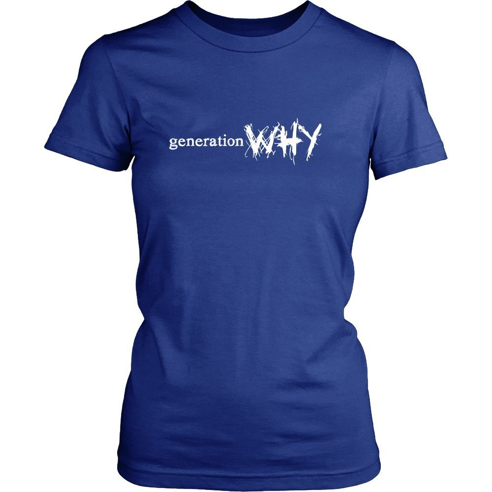 Logo Women's Fitted Tee