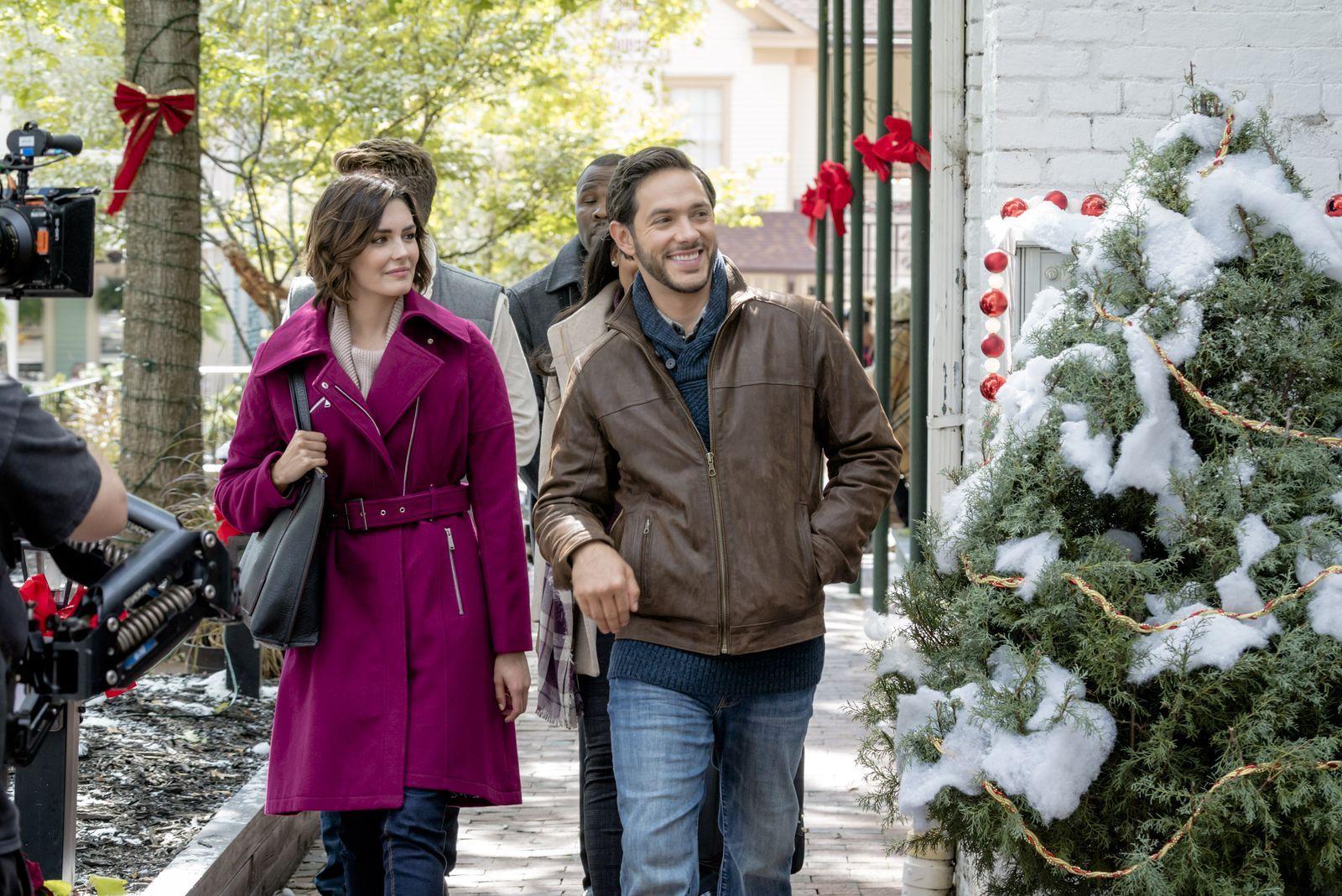 6 Hallmark Christmas Movies Filmed In RealLife Small
