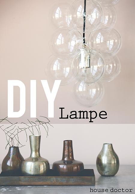 Uitgelezene House Doctor DIY lamp (avec images)   Lampe diy JK-21