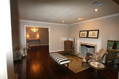 Progress Condo Living Room Home Family Room Paint
