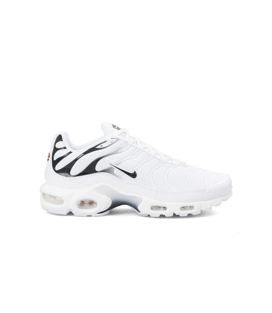 df8f09389b8 Nike Air Max TN Plus White Black