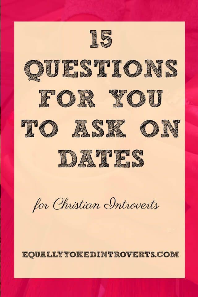 Deep christian questions
