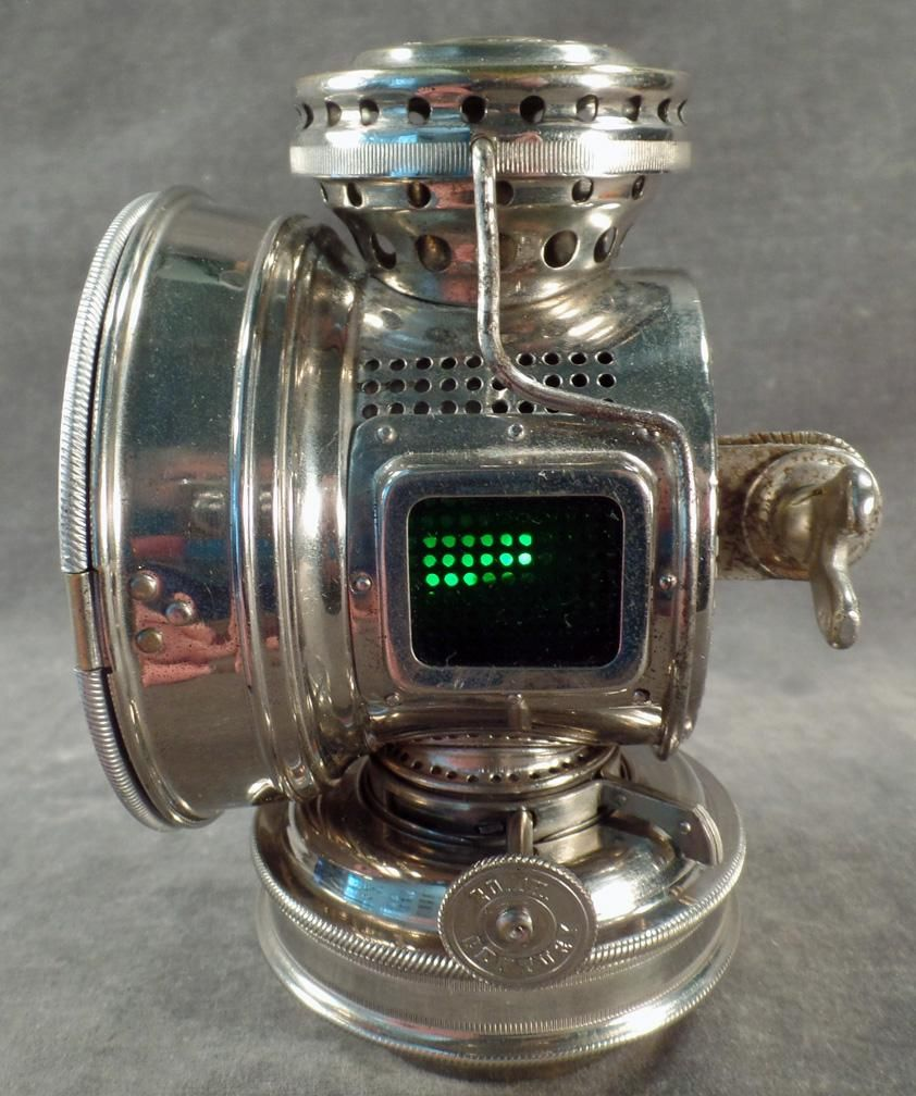 Antique 20th Century Kerosene Bicycle Lamp From 1898 Antique Bicycles Bicycle Bicycle Lights