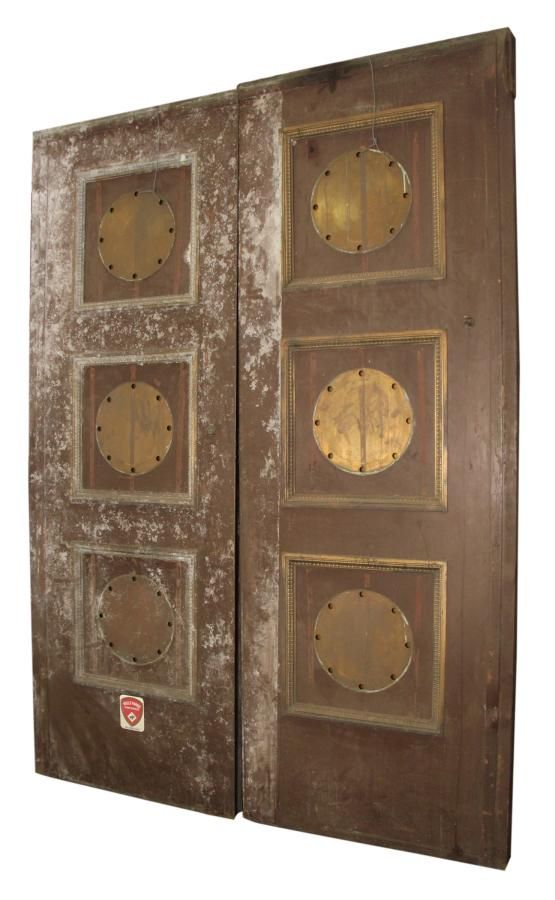 1920s pair of bronze elevator doors | elevator door, decorative