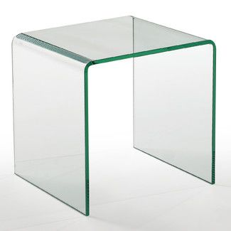 <strong>Creative Images International</strong> Bent End Table