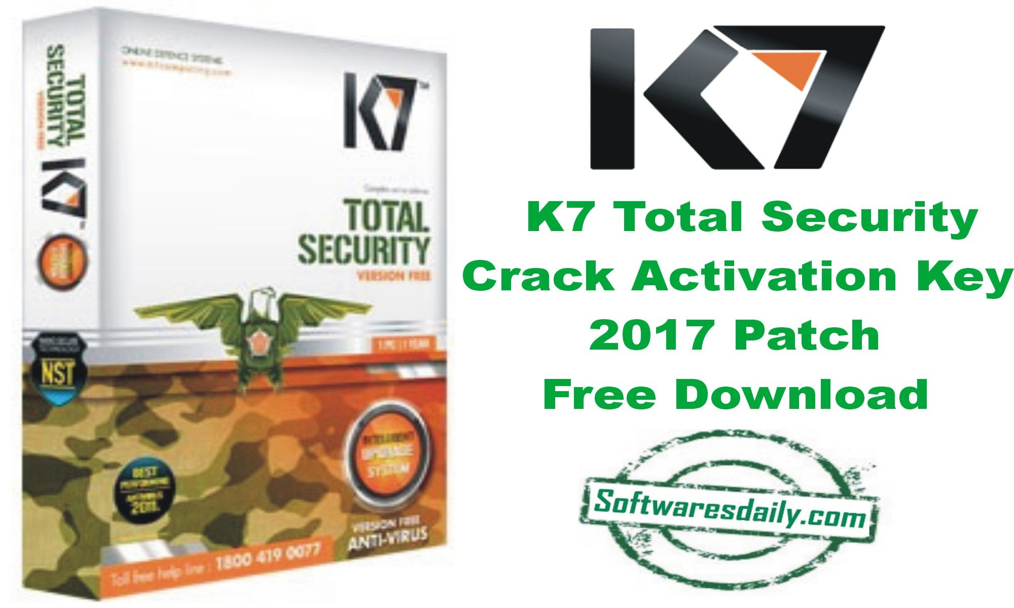 K7 total security product key