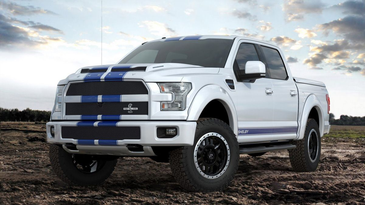 Ford F 150 Shelby 700 Cv Monumentales Ford Pickup Trucks