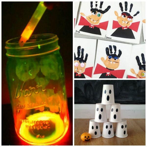 50 super fun halloween activities for kids games crafts recipes and more - Halloween Fun Activities For Kids