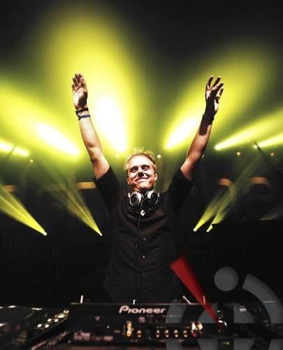 Armin van Buuren* is a Dutch Trance music producer and DJ