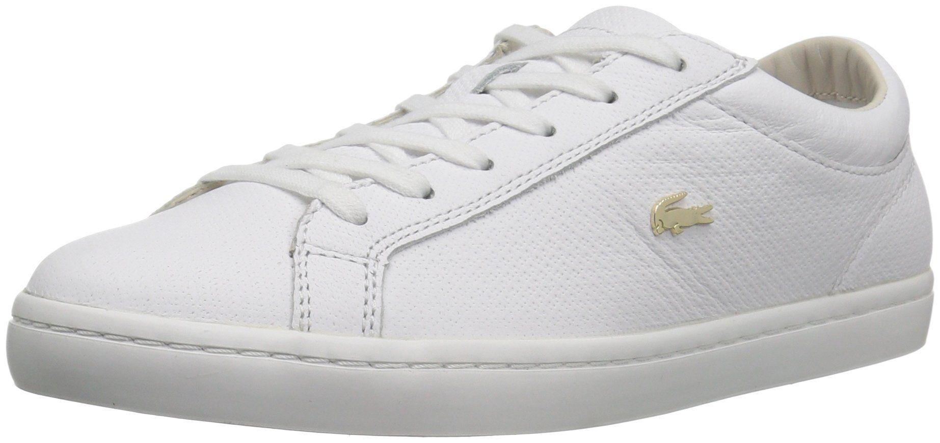 Caw Wht Fashion Sneaker   Lacoste women