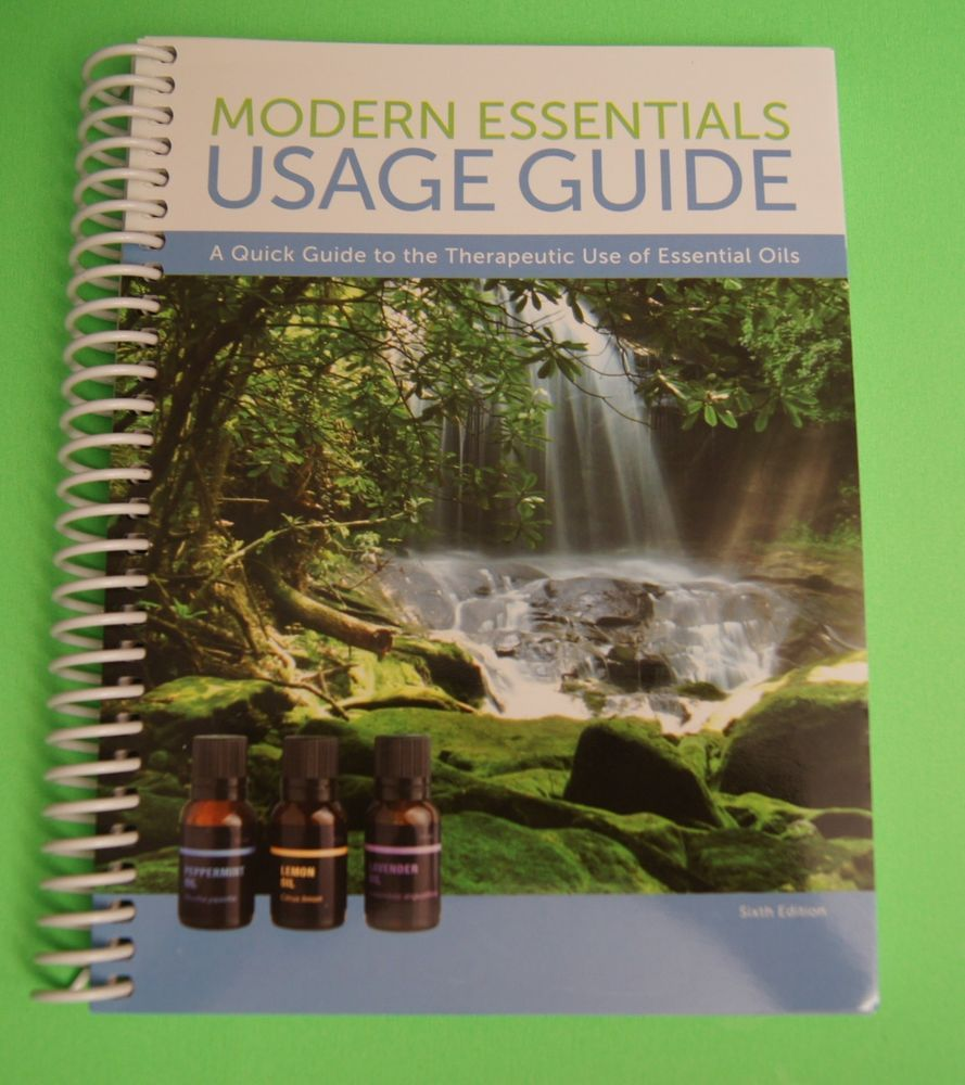 Guide Book: 2014 6TH EDITION New MODERN ESSENTIALS Oil Manual Guide