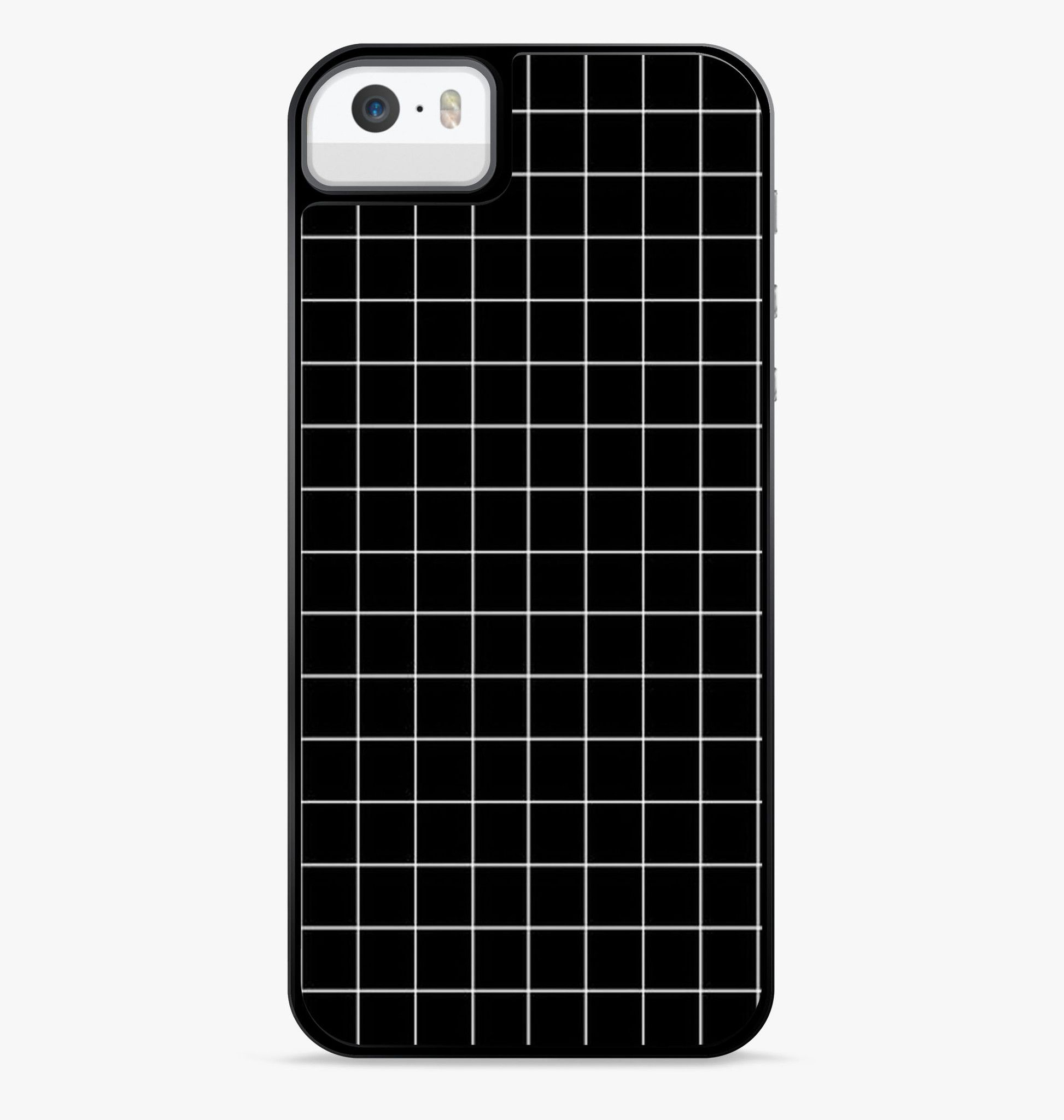 uk availability a7814 f9e98 Buy Tumblr Grid Black iPhone 6S Case here | Designer iPhone 6S Cases ...