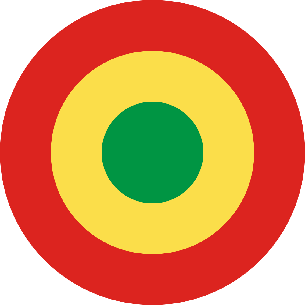 Congolese Air Force Roundel