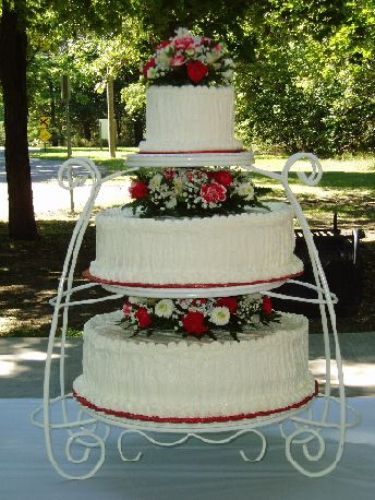 Multi Tiered Wedding Cake Stand Victorian Wedding Cake Stand
