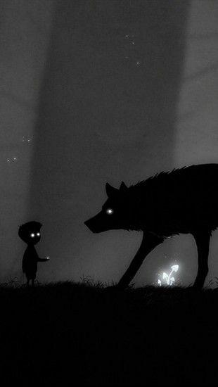 Limbo Playstation Vita Dark Art Werewolf Art Art