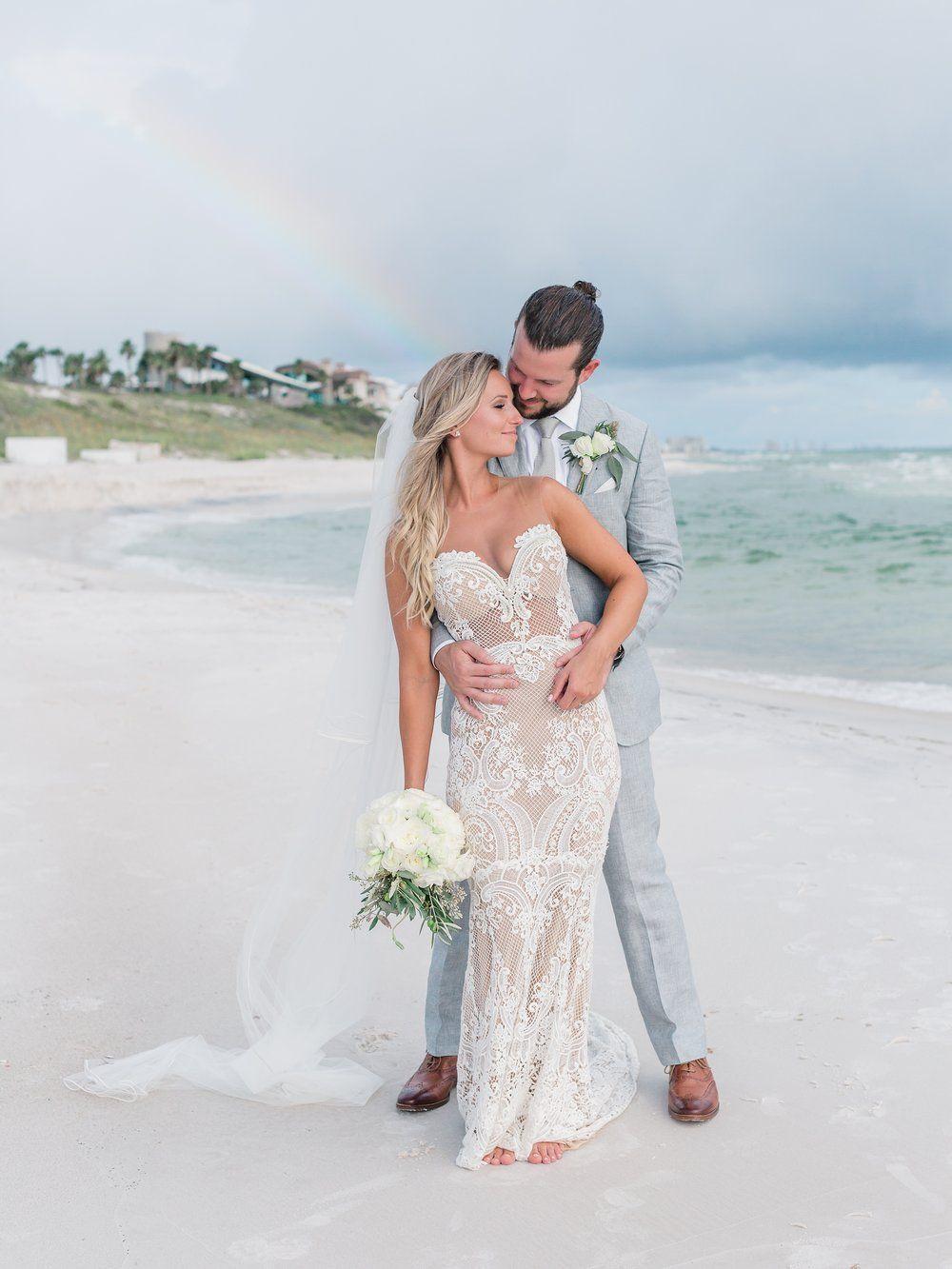 Photo of Zuzanna + Cole – Romantic Pastel Destination Wedding at Alys Beach Florida – Alys and Rosemary Beach Wedding Photographer – jessiebarksdale.com