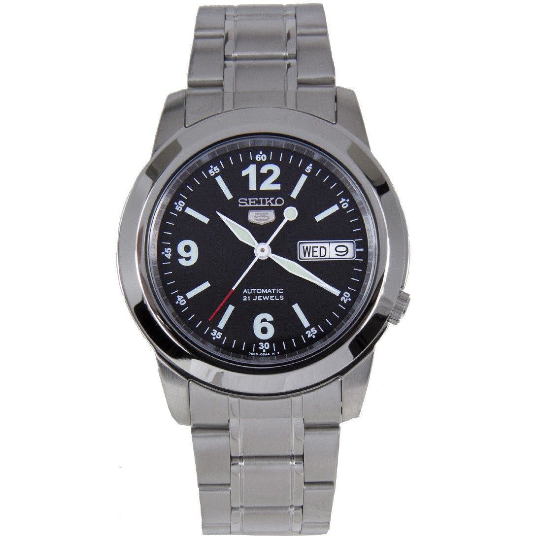 6188bddc3 Seiko 5 Sports Mens Automatic Watch SNKE63K1 low price International  Warranty free shipping to Singapore USA Hong Kong New Zealand Australia  Canada