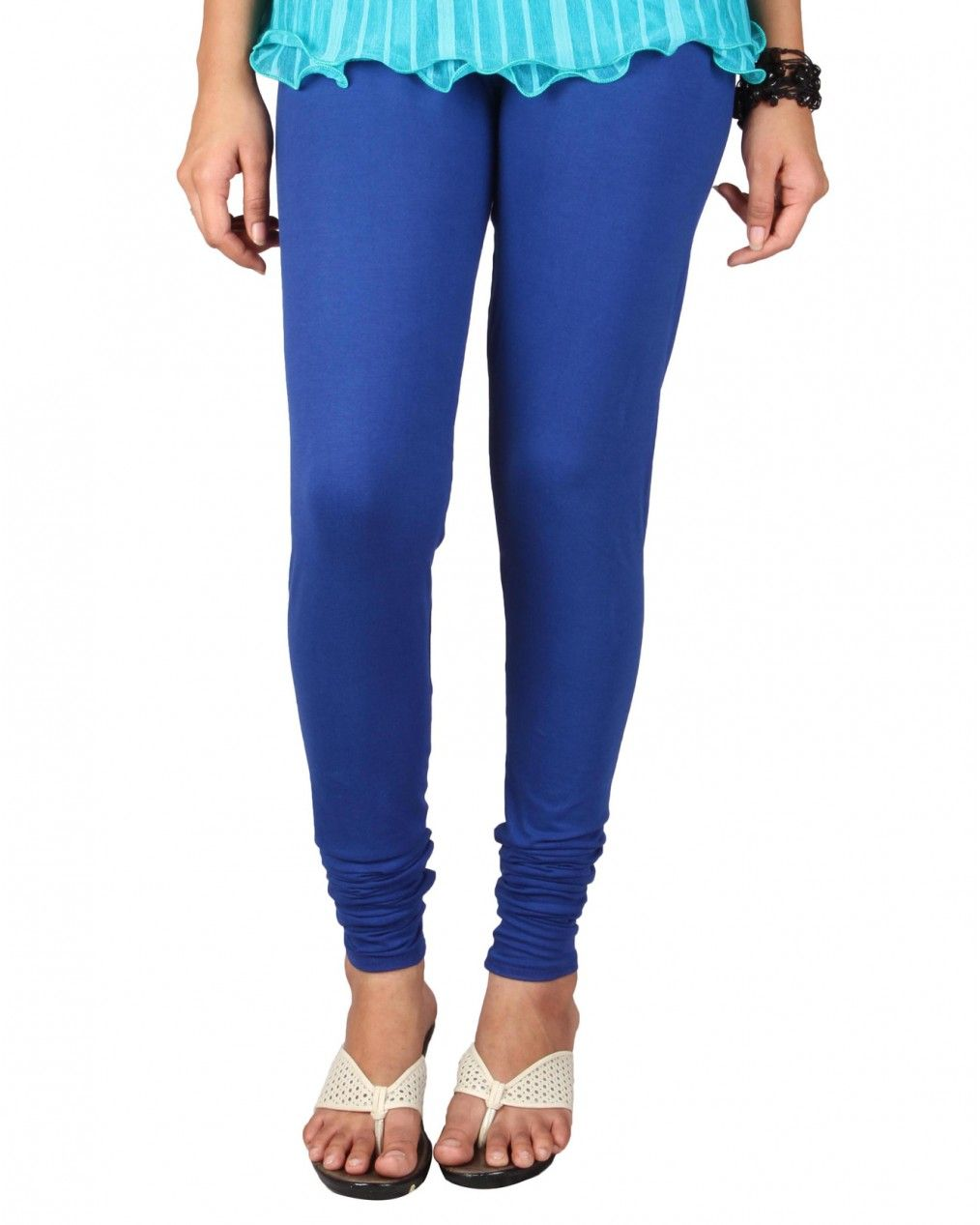 Royal Blue color Leggings | Leggings | Pinterest