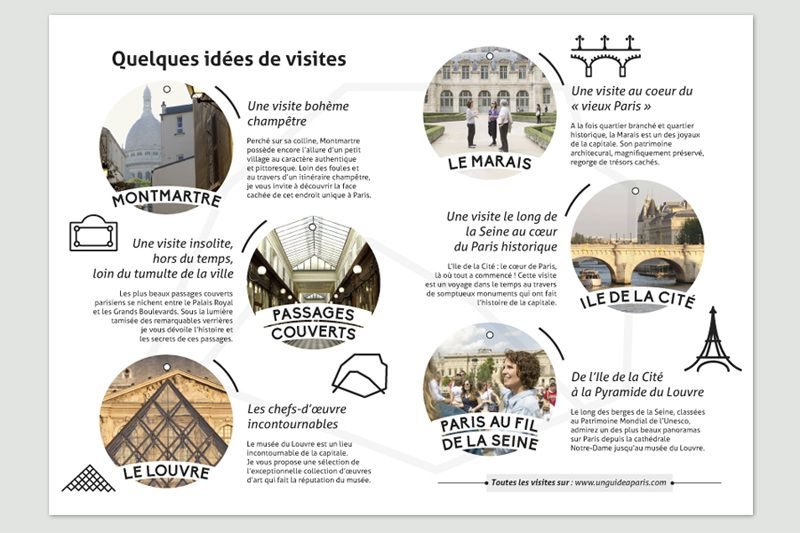 un guide  u00e0 paris - raya abiaad