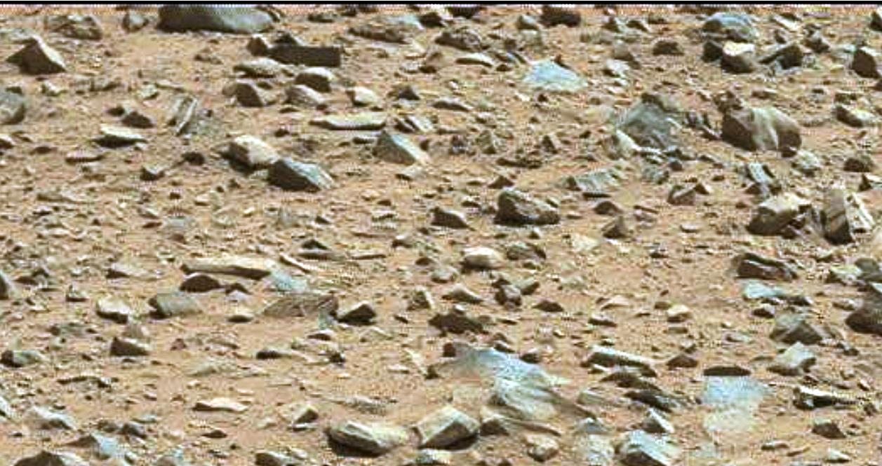 Mars Curiosity Sol 327