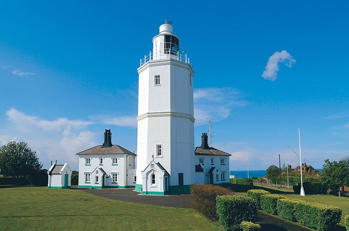 North Foreland Lighthouse, Kent